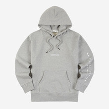 [Andersson bell]DEREK RIDGERS COLLABORATION HOODIE atb163u - GREY
