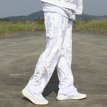 [SBTKOREA] High-end Society Velvet Pants - White -