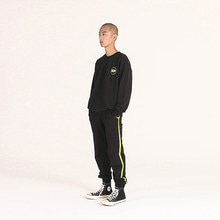 [MENOPREP] 17 F/W MP Logo Sweat Shirt (BLACK)