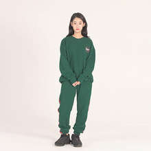 [MENOPREP] 17 F/W MP Logo Sweat Shirt (GREEN)