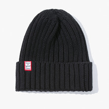 [Have a good time] FW17 Basic Beanie - Black