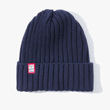 [Have a good time] FW17 Basic Beanie - Navy