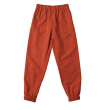 [9월 25일 예약배송][AJOBYAJO]Solid Jogger Pants - Orange