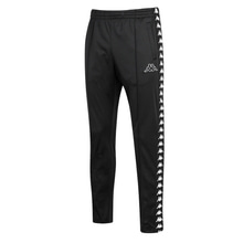 [Kappa] KIFP351MN Pants - Black
