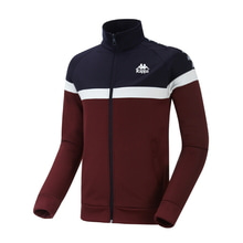 [Kappa] KIFT352MN Zip-Up - BGD