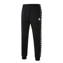 [Kappa] KIFP355MN Pants - Black