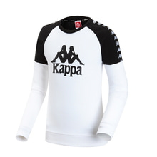 [Kappa] KIRL356MN Long Sleeve - White