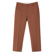 [Andersson bell]SODAL TAPERED TROUSER apa193m - Brick