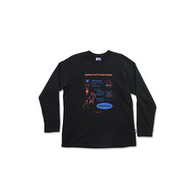 [YESEYESEE] S&C Manual L/S Black