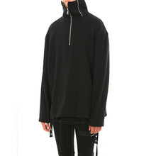[LANG VERSIO]Zipper TurtleNeck