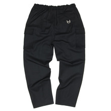 [DOIN'MATHANG] Utility Tailored Pants - Black