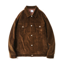 [10%할인] [파르티멘토]Corduroy 3rd Jacket Brown