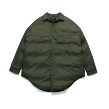 [10%세일][LAFUDGESTORE] (Unisex) Gleam Shirt Padding_Khaki