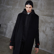 [20%SALE][SHETHISCOMMA] STC SINGLE OVER COAT