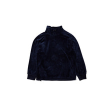 [OVERR][10/20 예약발송] ESSAY.3 NAVY FLEECE HALFNECK