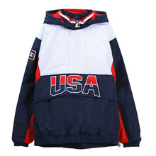 [STARTER] USA Thinsulate Anorak - Navy