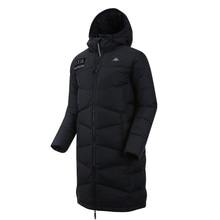 [Kappa] KIDJ435MM Duckdown Jacket - Black