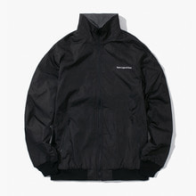 [Have a good time] FW17 Usual Fleece Jacket - Black