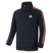 [Kappa] KIFT452MN Zip-Up - Navy