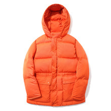 [18%할인][파르티멘토]Heavy Padding Parka Orange