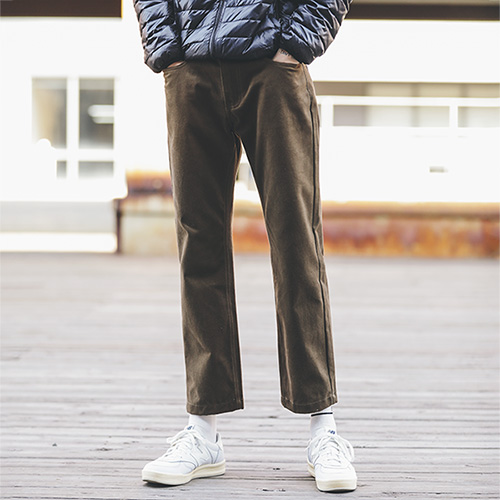 [41% sale] [WOLPENDER] (Man) Pitch Tapered CottonPants