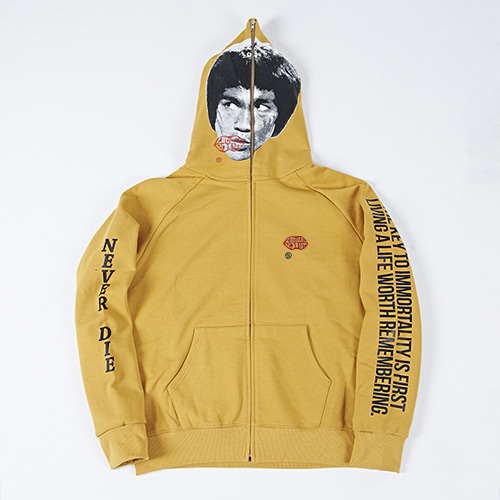 [20%할인] [LIPUNDERPOINT] BRUCE HOOD ZIP UP