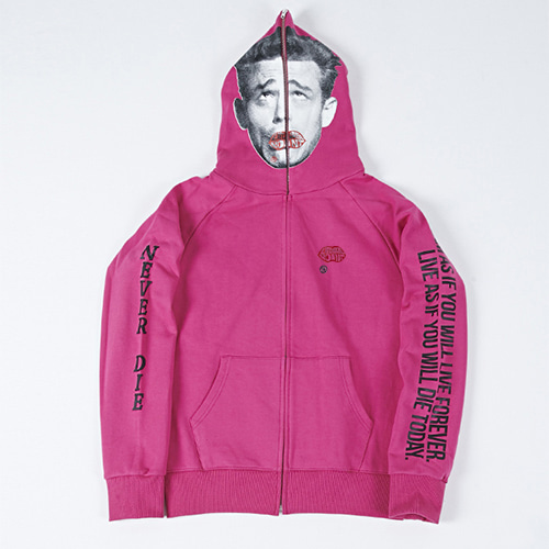 [20%할인] [LIPUNDERPOINT] JAMES HOOD ZIP UP