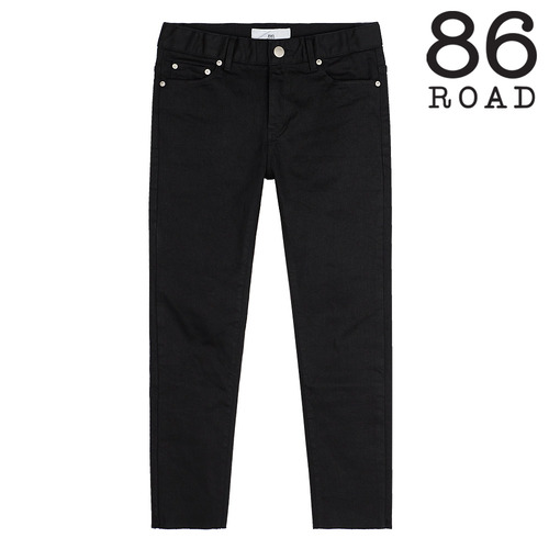 [86로드]1729 Black crow / superslim