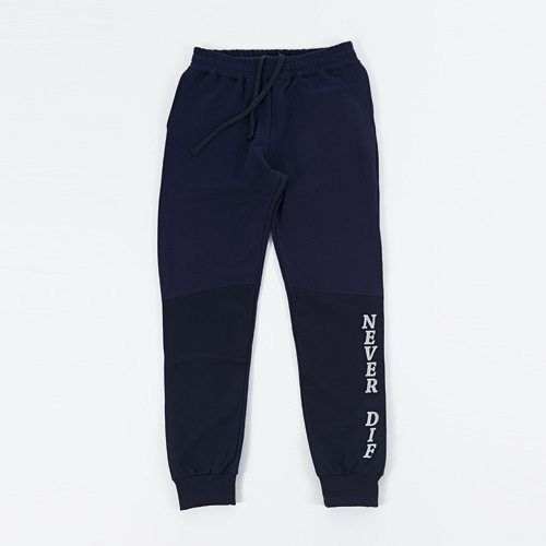 [20%할인] [LIPUNDERPOINT]  SWEAT PANTS_NAVY