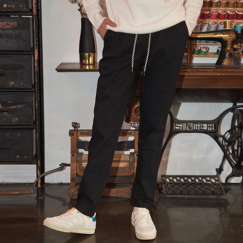[CRUMP] Crump x thisrespect basic cotton pants (CP0037)