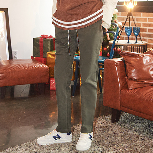 [CRUMP] Crump x thisrespect basic cotton pants (CP0037-1)