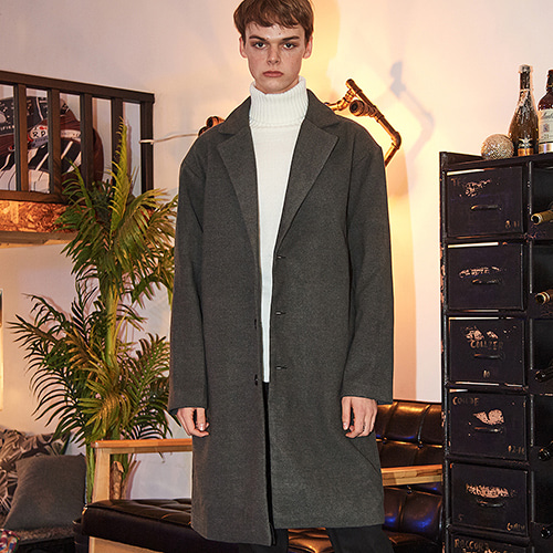 [CRUMP] Crump over-fit classic coat (CO0013-2)