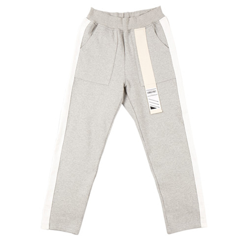 [CAMINO STREET] UNISEX OUT FOCUS WEAVING PANTS - GRAY(기모)