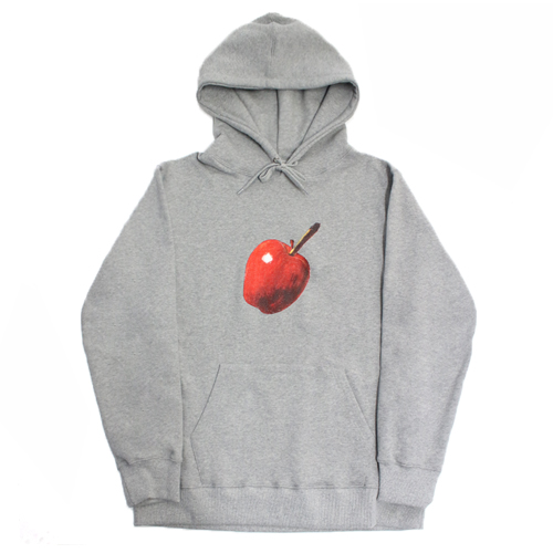 [e by EASY BUSY] Appleweed Hoody - Grey