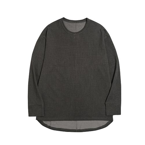 [DEADEND] QUOTE LONG SLEEVE - GREY