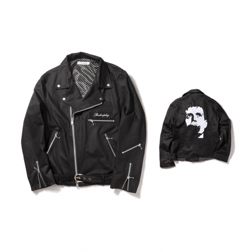 [KING] Shadowplay Rider Jacket-Black