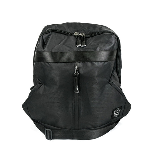 [zanimal]Potsdam Black Backpack