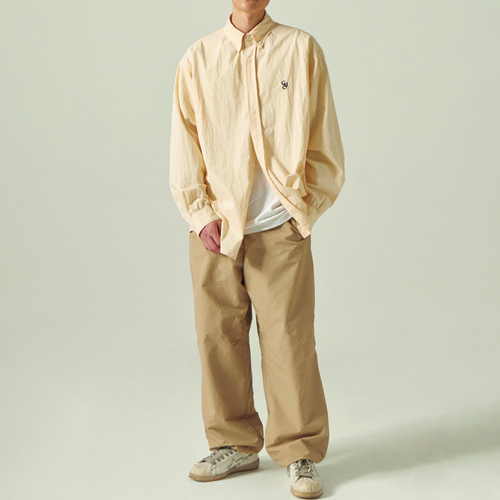 [CHOISI]Balloon Pants, Beige