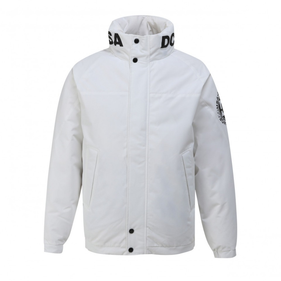 [DC] SPORTY DOWN JACKET (D841PK191WHT)