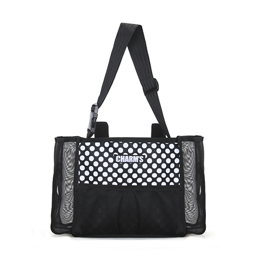 [CHARM'S] L2 Multipurpose bag / DOT_BK
