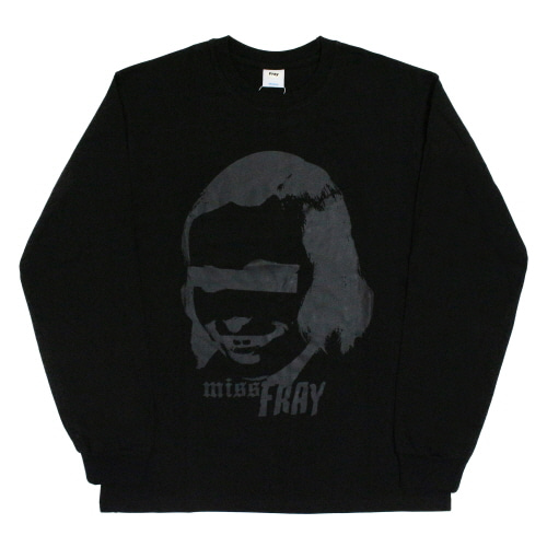[Fresh anti youth] M.O.Y-Long Sleeve - Black