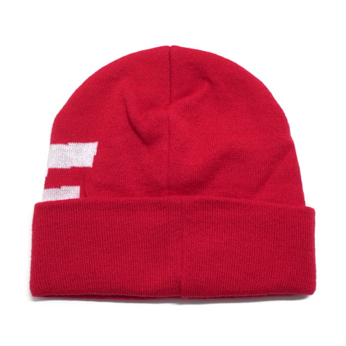 [Fresh anti youth] Logo Beanie - Red