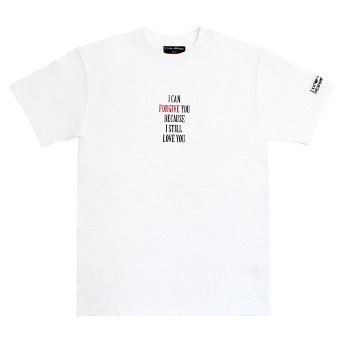[17SS] Still Love You T-Shirts - White