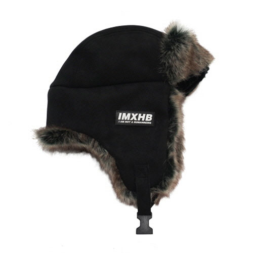 [18FW] IMXHB TROOPER HAT - BLACK
