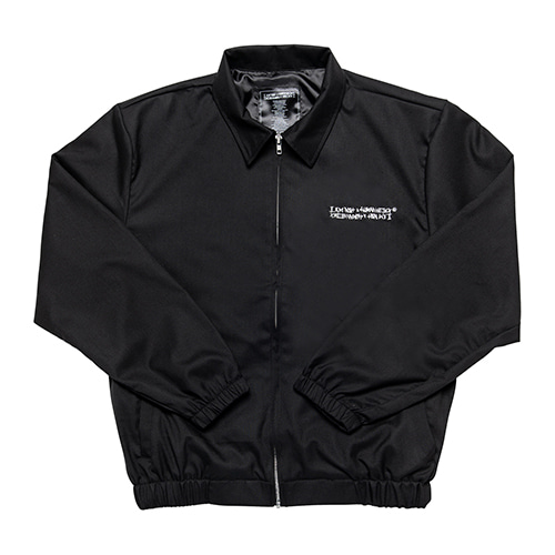 [18FW] AUTOGRAPH JACKET - BLACK