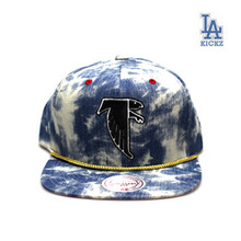Altanta Falcons Denim Snapback Hat