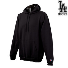 eco hooeded sweat shirts - Black