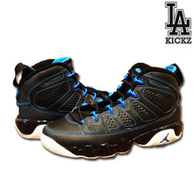 [USED][235][NOBOX]Air Jordan 9 포토블루 [2248]