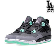 [NEW][265]Air Jordan 4 Retro 그린글로우