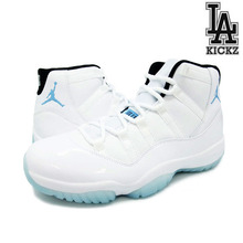 [NEW][270]Air Jordan 11 Retro 레전드블루 [378037-117]